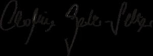 Caroline Gerber-Selter-Signet