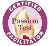 certifeid facilitator Passion Test - Caroline Gerber-Selter Coaching